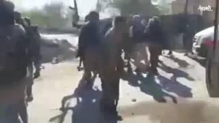 مستشارون عسكريون أميركيون ينسحبون من بلدة الراعي بريف حلب