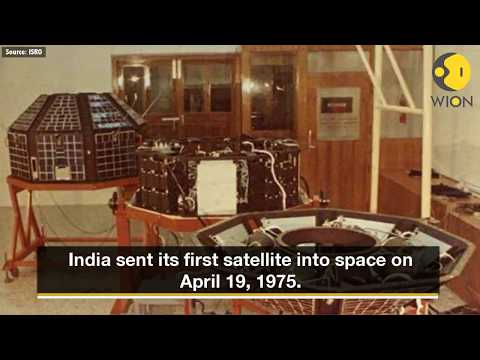 Aryabhata: India's first satellite launched by ISRO