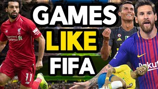 Download Top 10 Android Football / Soccer Games like FIFA