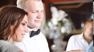 Свадебное торжество в загородном ресторане Chalet River Club