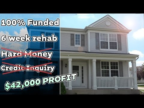 Real Estate Investing – We're funding investors to flip hous