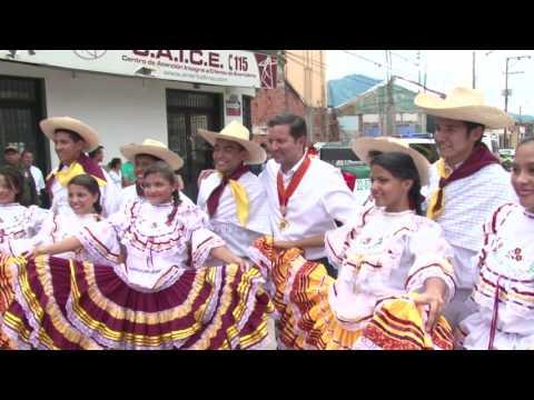 Ministro TIC David Luna desde Chaparral Tolima #ViveDigitalTV