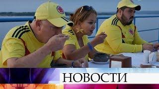 Сотни тысяч футбольных болельщиков со всего мира за время ЧМ по футболу знакомятся с русской кухней.