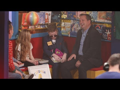 Michael meets Davy Fitz! | The Late Late Toy Show