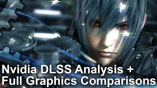 [4K] Nvidia RTX DLSS Analysis: AI Tech Boosts Performance by 40% - But What About Image Quality?