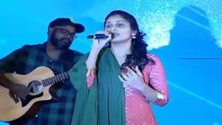 Singer Anurag Kulkarni sings kanulu Navaina song at ISM audio launch