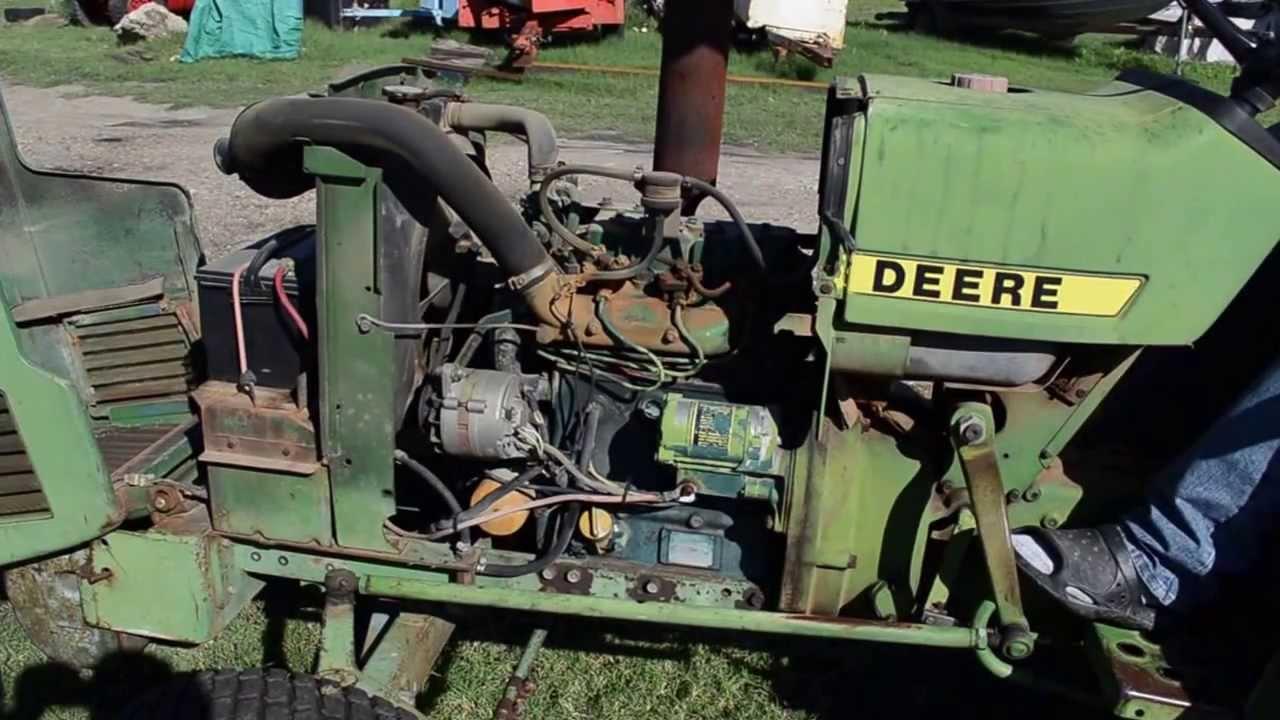 john deere 850 tractor youtube john deere 265 wiring schematic john deere 850 wiring diagram [ 1280 x 720 Pixel ]