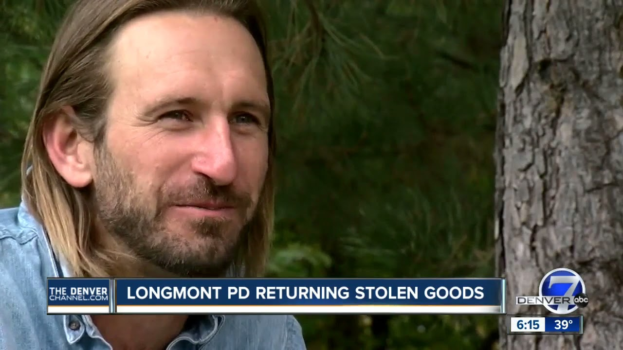 Longmont Police may have your stolen property