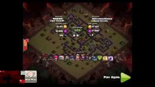 Clash of Clans - 106 War Wins HollywoodShono Steals Heroic 3 Wars in a Row 2 Starring Town Hall 10's