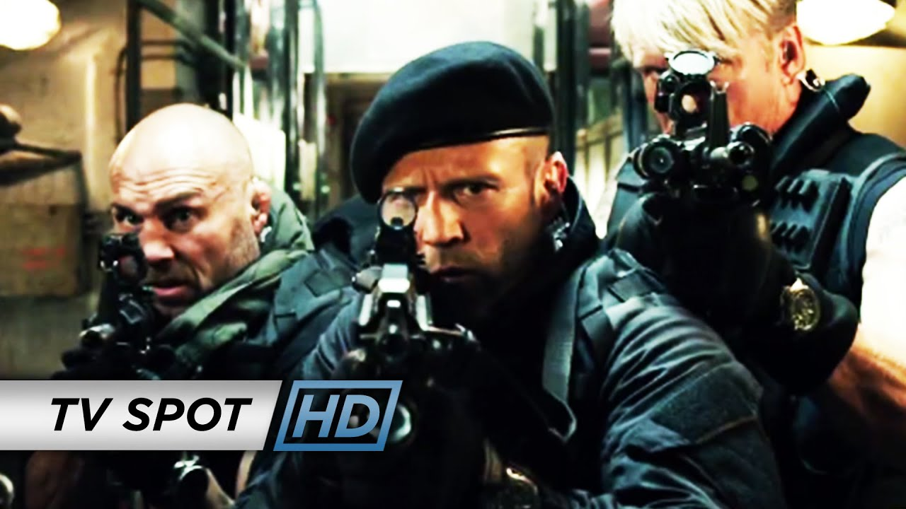 bb82f293a8883 The Expendables 3 (2014 Movie - Sylvester Stallone) Official TV Spot ...
