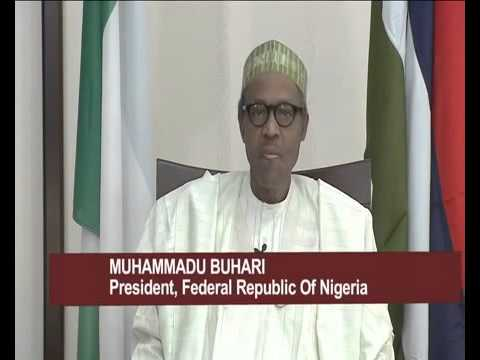 Presidential Media Chat with President Muhammadu Buhari at Abuja