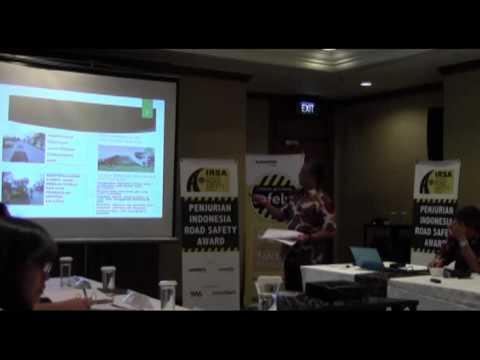 Indonesia Road Safety Award 2014: Kabupaten Wonosobo
