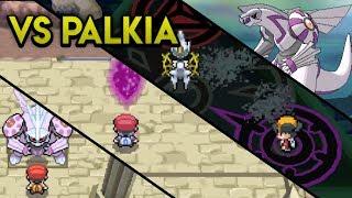 Evolution of Palkia Battles (2007 - 2017)