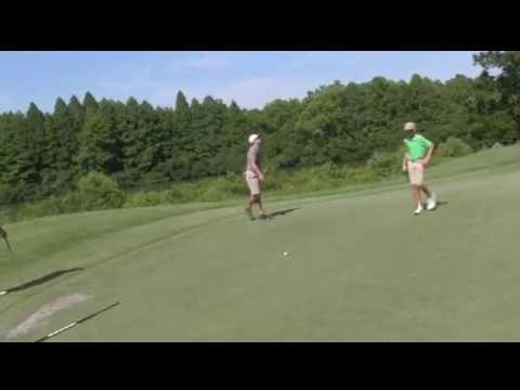 Jacob, Luke, and Erik at Crowfield Golf Course on 6-8-16..avi
