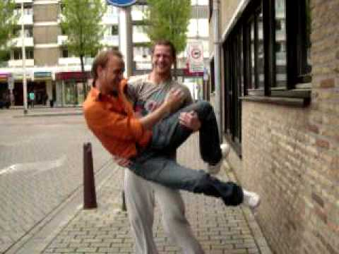 WIE HEEFT DE BESTE MOVE? - Lucas lift Vincent