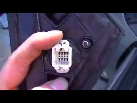hqdefault side view mirror replacement 2004 honda civic youtube