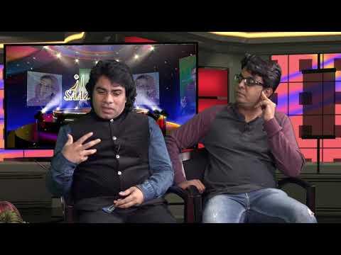 Saaz O Awaz   Episode 75 Javed Bashir Singer 01