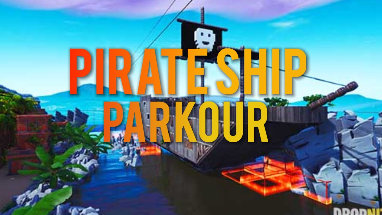 Fortnite Parkour Maps Codes List – Best Creative Mode Parkour Codes