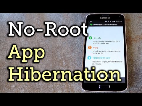 Automatically Hibernate Android Apps For Better Battery Life Without Root [How-To]