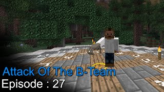 attack of the b team episode 27 اتاك اوف ذا بي تيم