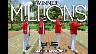 WINNER (위너) 'MILLIONS' Dance Cover | YNG From INDONE…