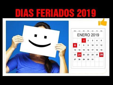 D�as Feriados 2019