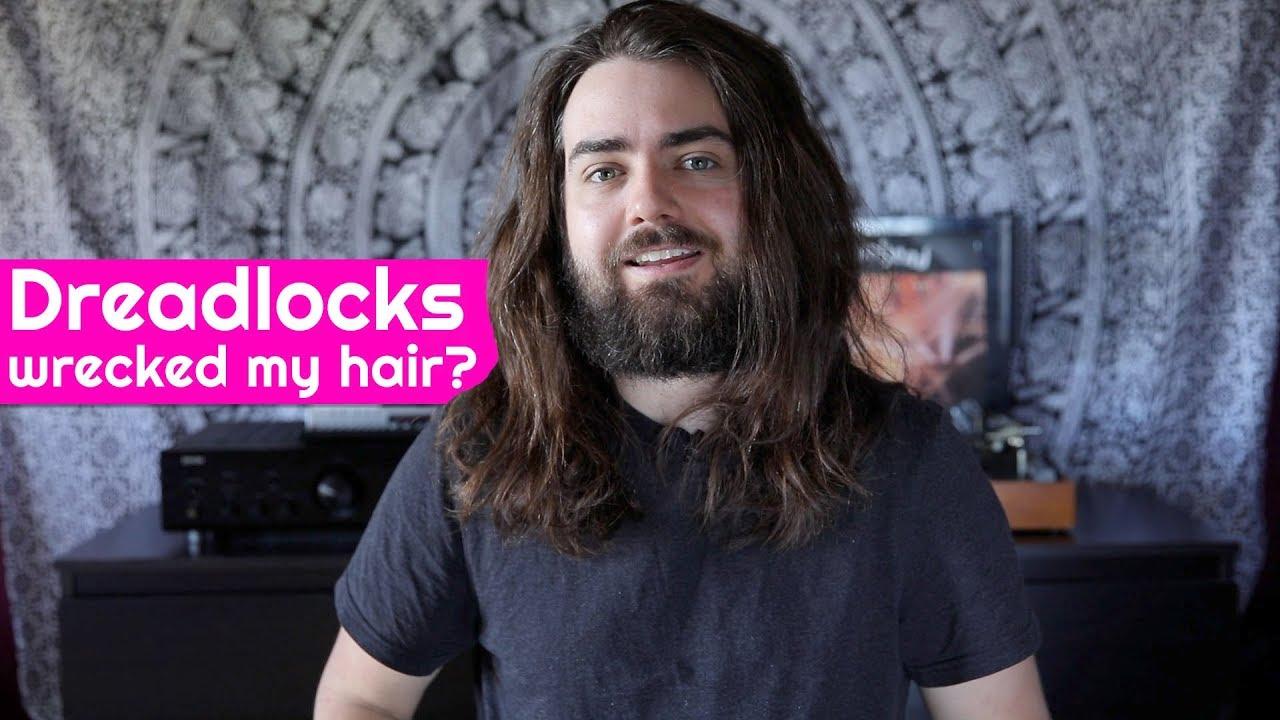 Did a decade of dreadlocks DESTROY my hair?