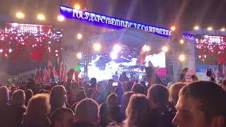 Дискотека Авария в Крыму в день выборов президента России | Страна.ua