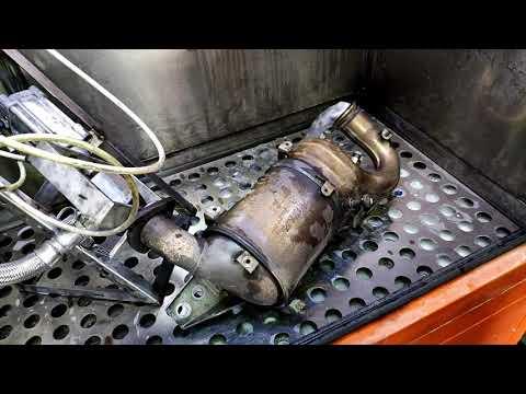 Как помыть сажевый фильтр и катализатор. Мойка сажевика DPF OPEL Insignia 2.0 CDTI