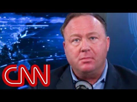 Is false Sandy Hook conspiracy free speech?