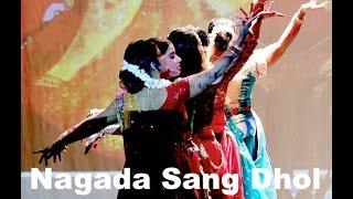 Nagada Sang Dhol Baje Group Dance Performance