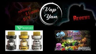 Bachelor X RTA by Ehpro / Black Jam - Cloud's of LOLO