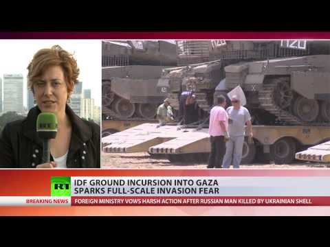 IDF, Hamas gun battle as Israeli commandos raid missile compound in Gaza
