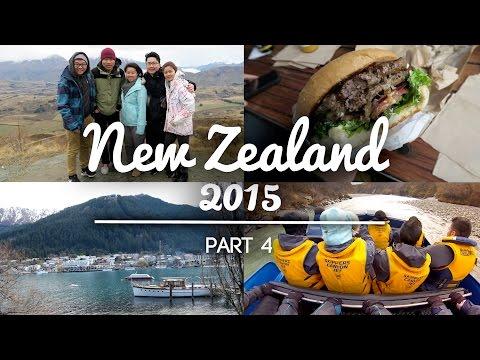 NEW ZEALAND TRAVEL VLOG 2015 | QUEENSTOWN [PART 4]