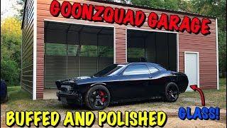 Rebuilding A Wrecked 2017 Dodge Hellcat Part 14