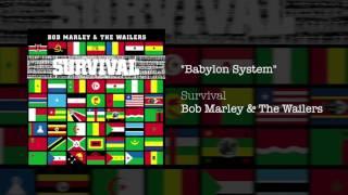"""Babylon System"" - Bob Marley & The Wailers | Survival (1979)"