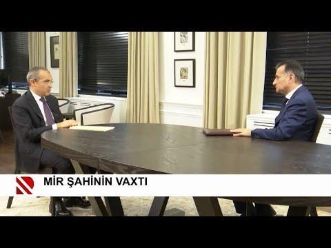İqtisadiyyat Naziri Mikayıl Cabbarovun Real TV-yə Müsahibəsi