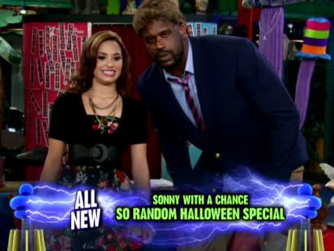 Sonny With A Chance So Random Halloween Shaq and Sonny Video Thumbnail image