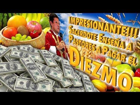 IMPRESIONANTE!!! Sacerdote Enseña a Pastores a Pagar el Diezmo - Padre Luis Toro