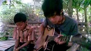 Laonis band-Bunda.mp4 Gitar Tunggal.