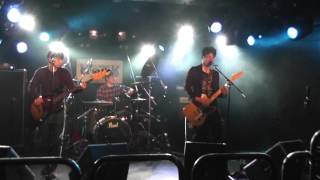 THE DELTALIVE - 体温 (Live At HooK SENDAI 2014.3.15)