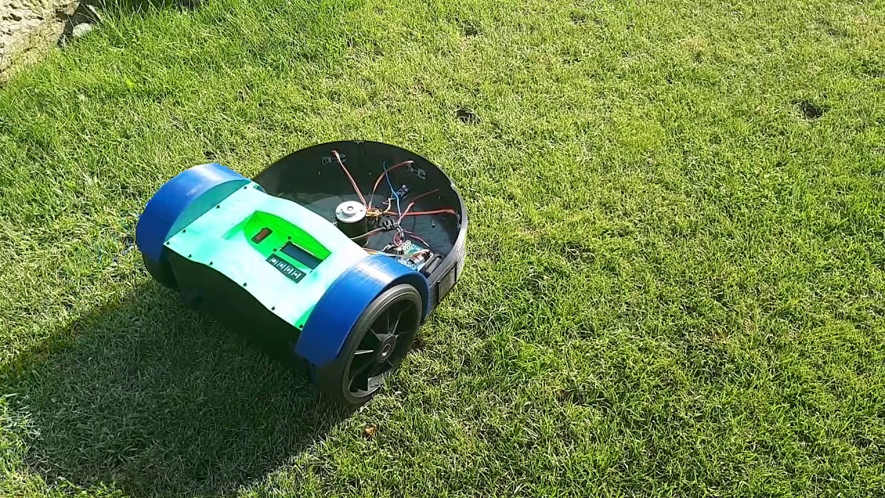 arduino wiring diagram lawn mower [ 1280 x 720 Pixel ]