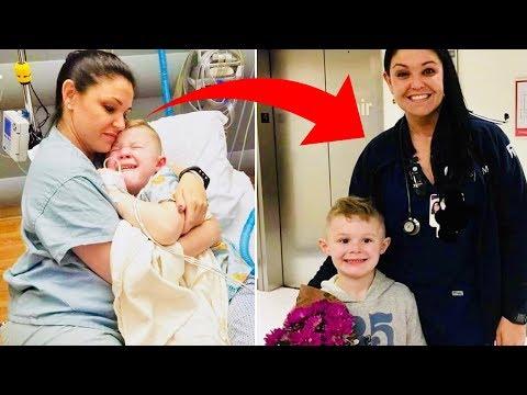 Ребенок в одиночестве очнулся после операции. Что сделала медсестра?