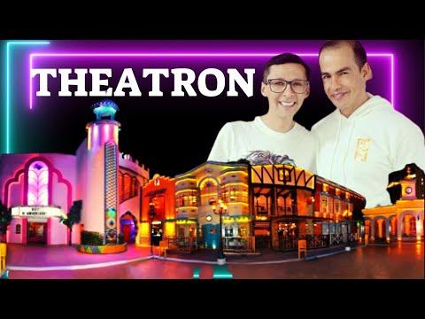Theatron: La Discoteca Gay Más Imponente De América Latina.