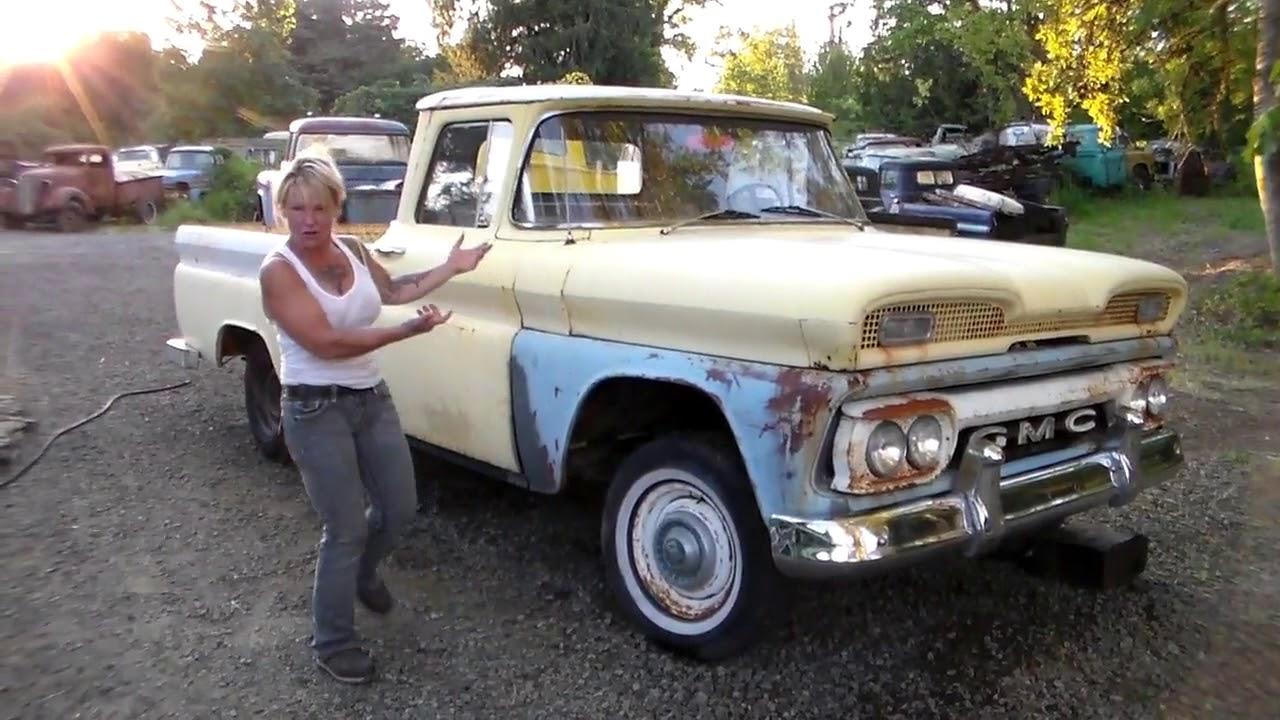 Classic Truck Rescue Jamie