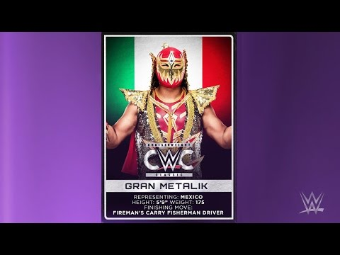 Gran Metalik 1st WWE Theme Song For 30 minutes - Mariachi Core
