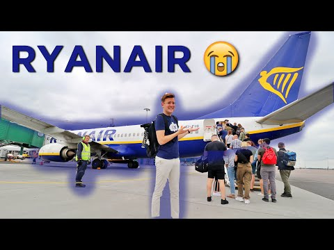 HOW TO FLY RYANAIR (and Not Want To Die)