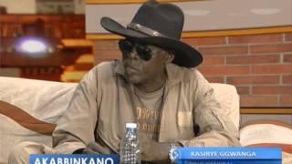Akabbinkano Brig,General Kasirye Ggwanga, ''nze nawamba Kampala''. thumbnail