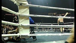 Gassiev TKO12 Dorticos - Immediate Reaction