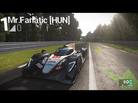 Project CARS - Road To LeMans | LMP1 Cars Full Assist